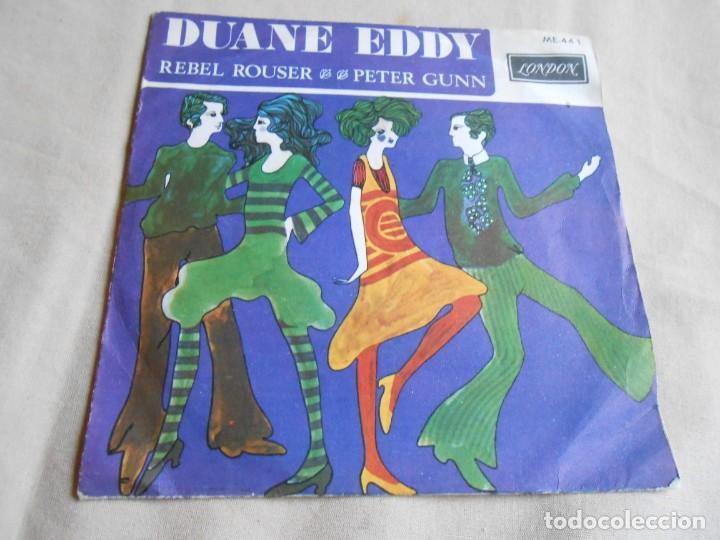 DUANE EDDY, SG, REBEL ROUSER + 1, AÑO 1968 (Música - Discos - Singles Vinilo - Pop - Rock Extranjero de los 50 y 60)