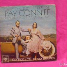 Discos de vinilo: RAY CONNIFF -- TICO TICO / TAL COMO ERAMOS, PROMOCIONAL, CBS, 1974.. Lote 156917630