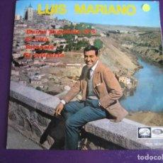 Discos de vinilo: LUIS MARIANO EP EMI 1964 DANZA ESPAÑOLA Nº5/ EL VITO/ VALENCIA/ EL RELICARIO CANCION ESPAÑOLA. Lote 156918706