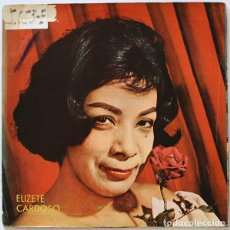 Discos de vinilo: ELIZETE CARDOSO - QUATROCENTOS ANOS DE SAMBA - COPACABANA CLP 11.411 - 1965 - EDICIÓN BRASILEÑA. Lote 156919518