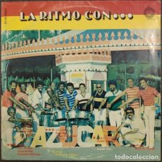 Discos de vinilo: ORQUESTA RITMO ORIENTAL - LA CHARANGA DEL SABOR (LA RITMO CON... AZUCAR) - SIBONEY LD-338 - 1985. Lote 156919754