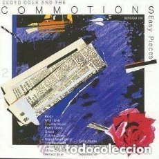 Discos de vinilo: LLOYD COLE AND THE COMMOTIONS EASY PIECES LP SPAIN 1985. Lote 156919870