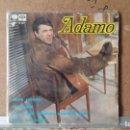 Discos de vinilo: ** ADAMO - NOTRE ROMAN + 3 - EP AÑO 1967- LEER DESCRIPCION. Lote 156929066