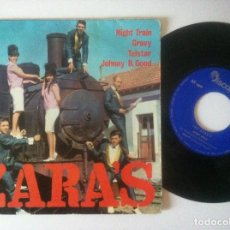 Discos de vinilo: THE ZARA´S - NIGHT TRAIN - EP 1965 - DISCOPHON - RARO. Lote 156932102