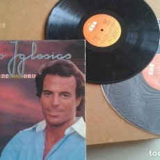 Discos de vinilo: JULIO IGLESIAS 24 EXITOSDE ORO . Lote 156932634