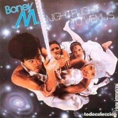 Discos de vinilo: BONEY M. - NIGHTFLIGHT TO VENUS - LP GERMANY 1978. Lote 156941958