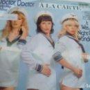 Discos de vinilo: SINGLE (VINILO) DE A LA CARTE AÑOS 80. Lote 156942402
