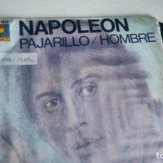 Discos de vinilo: SINGLE (VINILO) DE NAPOLEON AÑOS 70. Lote 156944830