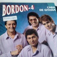 Discos de vinilo: SINGLE (VINILO) DE BORDON 4 AÑOS 90. Lote 156945018