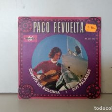 Discos de vinilo: PACO REVUELTA . Lote 156945646