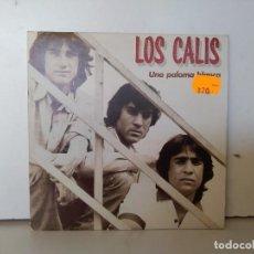 Discos de vinilo: LOS CALIS. Lote 156946146