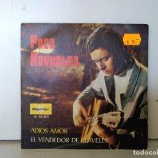 Discos de vinilo: PACO REVUELTA . Lote 156946522