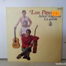 Discos de vinilo: LOS PAYOS . Lote 156949618
