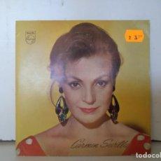 Discos de vinilo: CARMEN SEVILLA. Lote 156952006