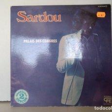 Discos de vinilo: SARDOU . Lote 156957006