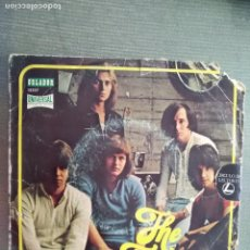 Discos de vinilo: THE HOLLIES-LONG COOL WOMAN/LONG DARK ROAD/ PULL DOWN THE BLIND/ TO DO WITH LOVE. Lote 156957558