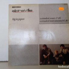 Discos de vinilo: ALPHAVILLE . Lote 156959506