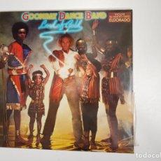 Discos de vinilo: GOOMBAY DANCE BAND - LAND OF GOLD (VINILO). Lote 156962106