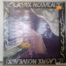 Discos de vinilo: CLASSIX NOUVEAUX. Lote 156963458