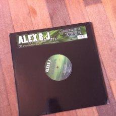 """Discos de vinilo: ALEX B.J. - IN YOUR LIFE 12"""" ITALODANCE 2004. Lote 156964108"""