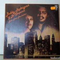 Discos de vinilo: BOBBY RODRÍGUEZ . Lote 156964210