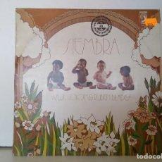Discos de vinilo: SIEMBRA . Lote 156964306