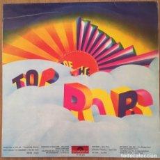 Discos de vinilo: TOP OF THE POPS LP POLYDOR ESPAÑA THE WHO MAYALL CREAM BLIND FAITH.... Lote 156971538