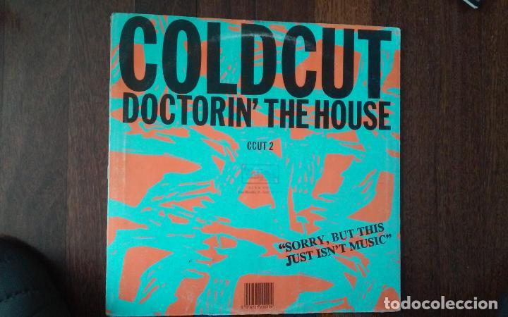 Discos de vinilo: Coldcut-doctorin' the house.maxi - Foto 2 - 156974062