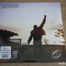 Discos de vinilo: QUEEN. MADE IN HEAVEN, DOBLE LP GATEFOLD, NUEVO PRECINTADO.. Lote 156977890