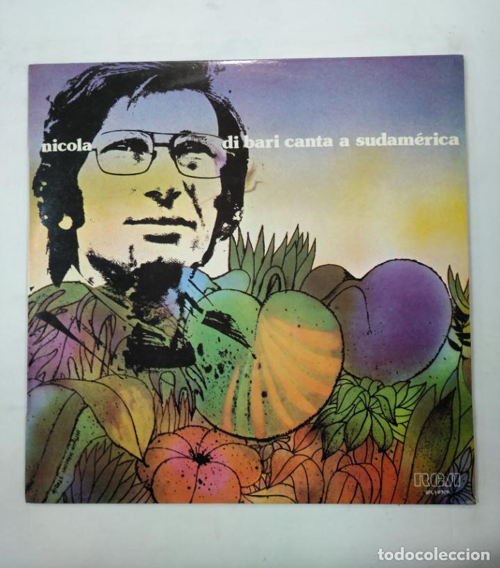 Cd Nicola di bari-canta a Sudamérica 156990782
