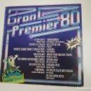 Discos de vinilo: VARIOS - GRAN PREMIER 80 (VINILO). Lote 156991922