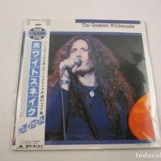 Discos de vinilo: VINILO EDICIÓN JAPONESA DEL DOBLE LP DE WHITESNAKE - GREATEST. Lote 156992670
