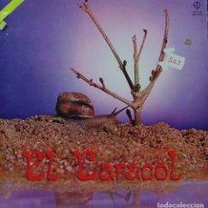 Discos de vinilo: CORO DE NIÑAS COLEGIO DE LA COMPAÑIA DE MARIA (VIGO)- EL CARACOL LP SPAIN 1982. Lote 156999950