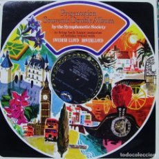 Discos de vinilo: THE LONGINES SYMPHONETTE SOCIETY- DIXIELAND JAZZ FROM TERRIFIC TWENTIES LP DOBLE RARO . Lote 157000218