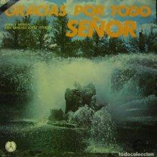 Discos de vinilo: JOSICO - GRACIAS POR TODO, SEÑOR LP 1981 SPAIN . Lote 157000474