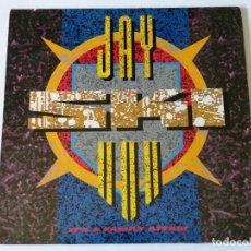 Discos de vinilo: JAY SKI - IT'S A FAMILY AFFAIR - 1990. Lote 157000994