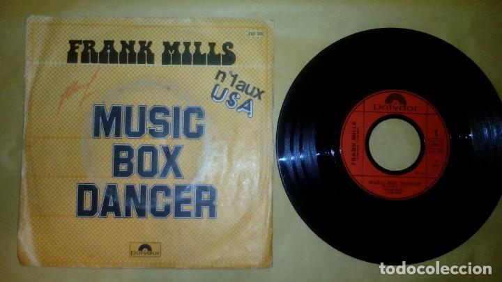 FRANK MILLS – MUSIC BOX DANCER (Música - Discos - Singles Vinilo - Otros estilos)