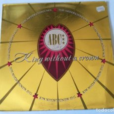 Discos de vinilo: ABC - KING WITHOUT A CROWN (THE MENDELSOHN MIX) - 1987. Lote 157002806