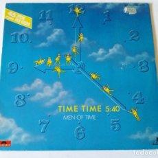 Discos de vinilo: MEN OF TIME - TIME TIME - 1985. Lote 157003586