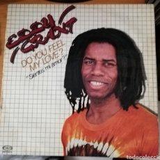 Discos de vinilo: EDDY GRANT - DO YOU FEEL MY LOVE?. Lote 157007944