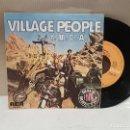 Discos de vinilo: ANTIGUO SINGLE VILLAGE PEOPLE Y.M.C.A. BUEN ESTADO VER FOTOS. Lote 157010214