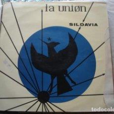 Discos de vinilo: LA UNIÓN SILDAVIA. Lote 157018490