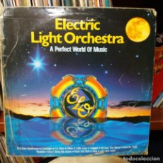 Discos de vinilo: ELECTRIC LIGHT ORCHESTRA - A PERFECT WORLD OF MUSIC. Lote 157018510