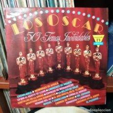 Discos de vinilo: LOS OSCAR - 50 TEMAS INOLVIDA BLES - TRIPLE LP. Lote 157021074