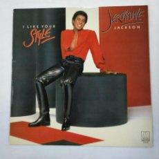 Discos de vinilo: JERMAINE JACKSON. I LIKE YOUR STYLE. LP. TDKLP. Lote 157045790