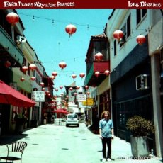 Discos de vinilo: LP EVAN THOMAS WAY & THE PHASERS LONG DISTANCE VINILO + CD PARSON RED HEADS. Lote 157049818