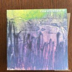 Discos de vinilo: REVOLUTION 9 - YOU DON'T KNOW WHAT LOVE IS + 2 - EP ACUARELA 1994 . Lote 157053842