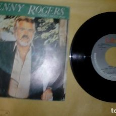 Discos de vinilo: KENNY ROGERS ‎– I DON'T NEED YOU . Lote 157121602