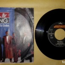 Discos de vinilo: KOOL & THE GANG ‎– RAGS TO RICHES . Lote 157122074