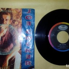 Discos de vinilo: JOE COCKER ‎– SHELTER ME . Lote 157124490